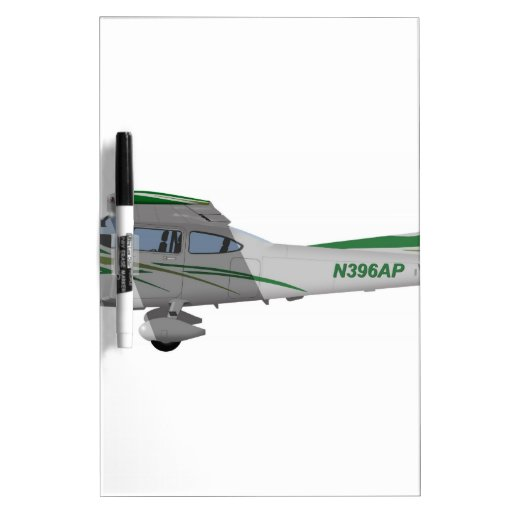 Cessna 182T Turbo Skylane II 396396 Tablero Blanco
