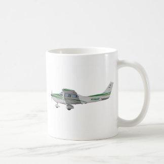 Cessna 182T Turbo Skylane II 396396 Taza