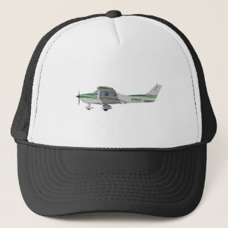Cessna 182T Turbo Skylane II 396396 Trucker Hat