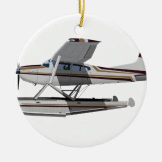 Cessna 185 Skywagon II 284547 Ornamento De Navidad