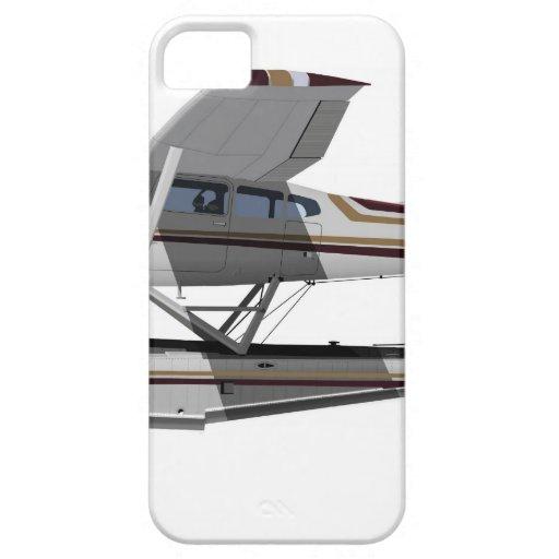 Cessna 185 Skywagon II 284547 iPhone 5 Carcasa