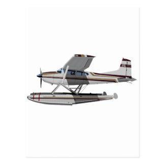Cessna 185 Skywagon II 284547 Tarjetas Postales