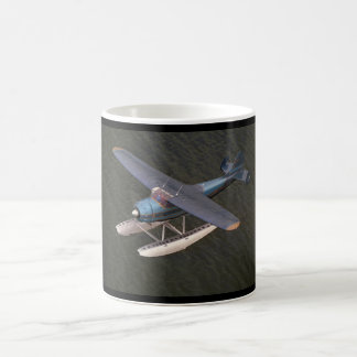 Cessna 195, 1949, Seattle_Classic Aviation Coffee Mug