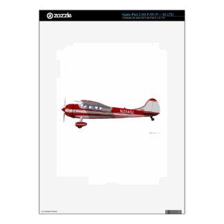 Cessna 195 iPad 3 skins