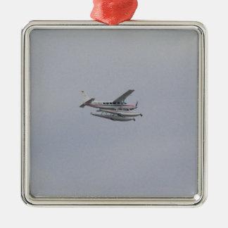 Cessna 208 Caravan Seaplane Metal Ornament