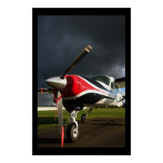 Cessna 208 Grand Caravan, Nose Poster