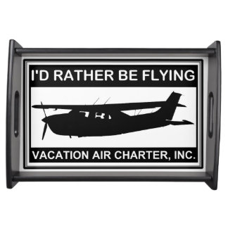 Cessna 210 Small Serving Tray