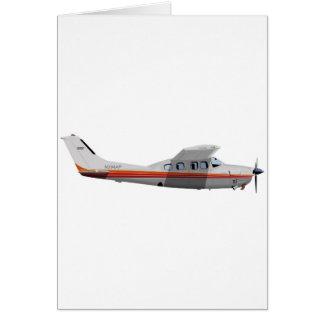 Cessna 210P Centurion 394394 Card