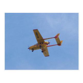 Cessna 337G Skymaster estupendo Postal