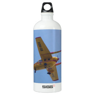 Cessna 337G Super Skymaster Aluminum Water Bottle