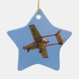 Cessna 337G Super Skymaster Ceramic Ornament