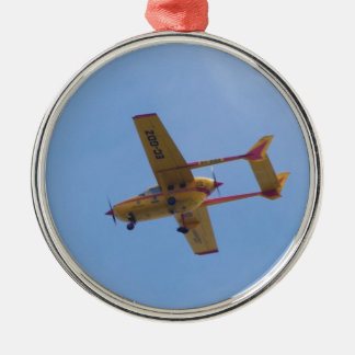 Cessna 337G Super Skymaster Metal Ornament