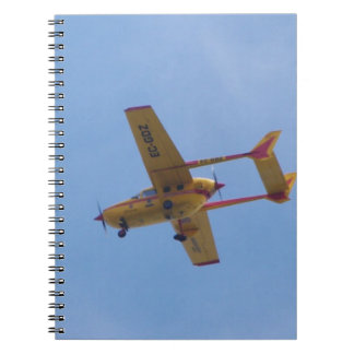 Cessna 337G Super Skymaster Notebook