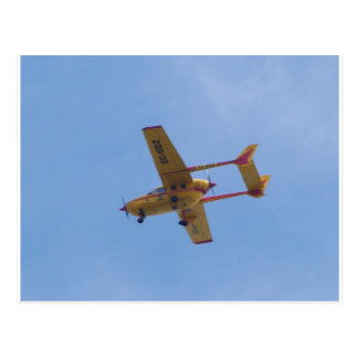 Cessna 337G Super Skymaster Postcard