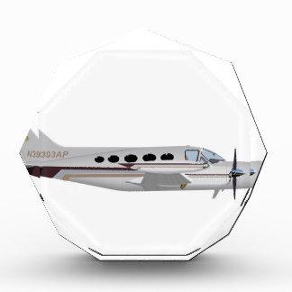 Cessna 421 Golden Eagle 393393 Acrylic Award