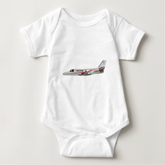 Cessna 500 Citation II 397397 Baby Bodysuit