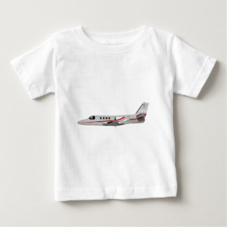Cessna 500 Citation II 397397 Baby T-Shirt