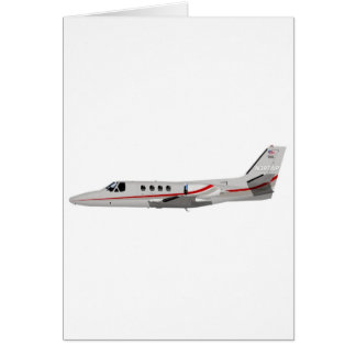 Cessna 500 Citation II 397397 Card