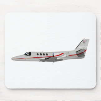 Cessna 500 Citation II 397397 Mouse Pad