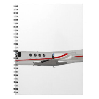 Cessna 500 Citation II 397397 Notebook