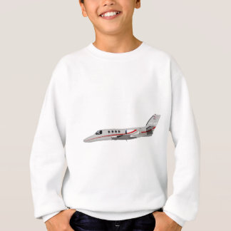Cessna 500 Citation II 397397 Sweatshirt