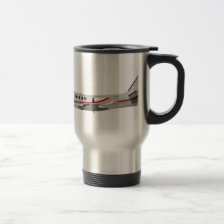 Cessna 500 Citation II 397397 Travel Mug