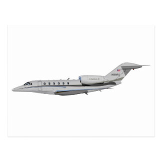 Cessna 750 Citation X 426426 Postcard