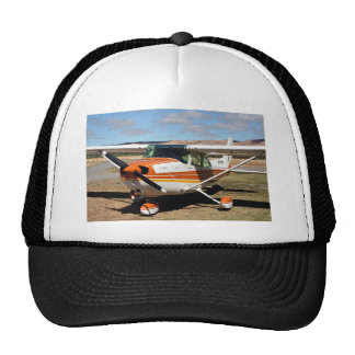 Cessna aircraft mesh hat