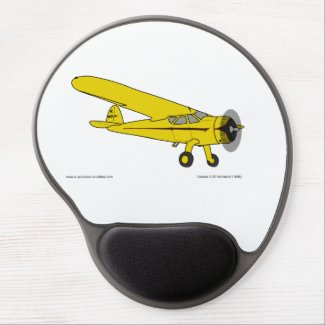 Cessna C-37Airmaster Gel Mouse Pad