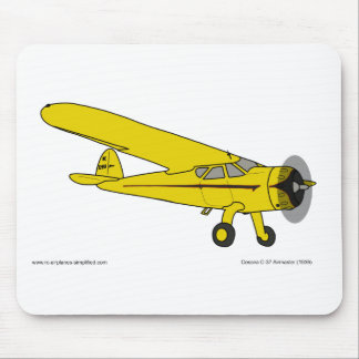 Cessna C-37Airmaster Mouse Pad