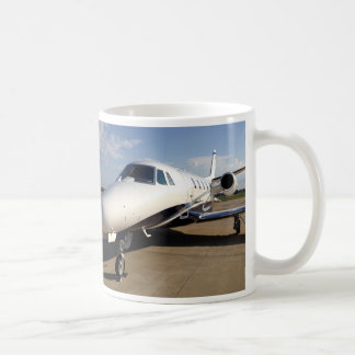 Cessna Citation Excel Classic White Coffee Mug