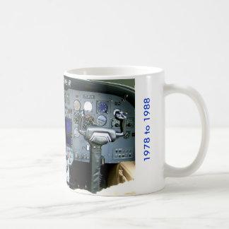Cessna Citation II Instrument Panel Classic White Coffee Mug