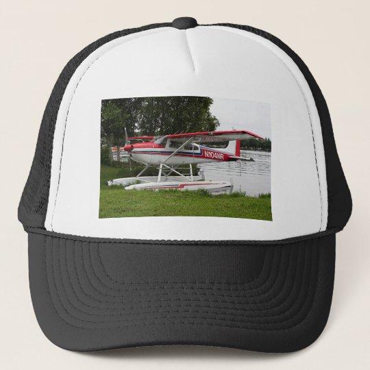 Cessna float plane, Lake Hood, Alaska Trucker Hat