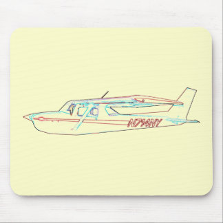 Cessna in Flight Mouse Pad