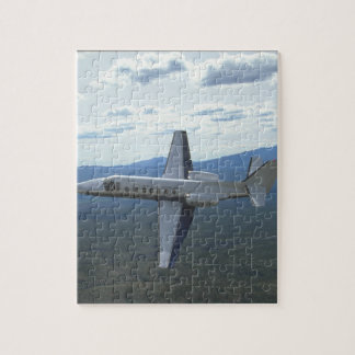 Cessna Model 551 Citation_Aviation Photography II Jigsaw Puzzle