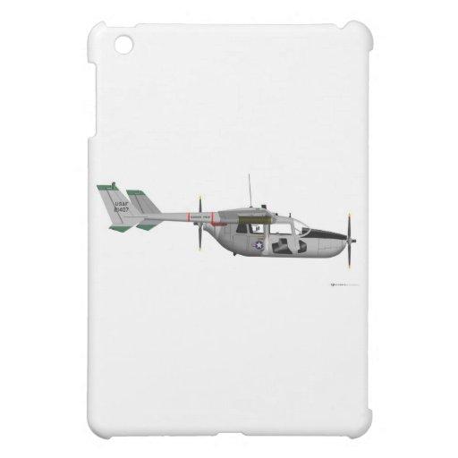 Cessna O-2 Super Skymaster Cover For The iPad Mini