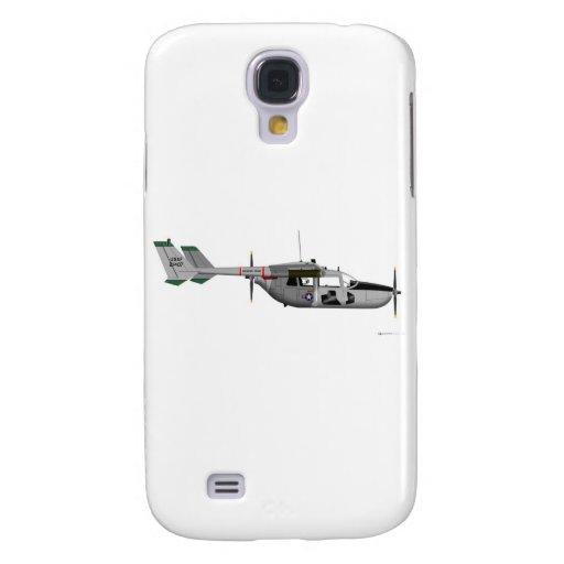 Cessna O-2 Super Skymaster Samsung Galaxy S4 Cover