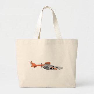 Cessna O-2A Pelican 224785 Tote Bag