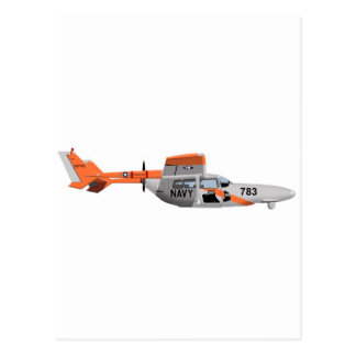 Cessna O-2A Pelican 224785 Post Cards
