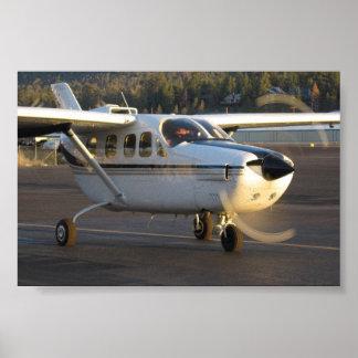 Cessna Skymaster  Print