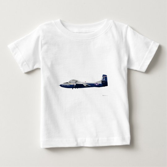 Cessna T-37 Dragonfly 68902 Baby T-Shirt