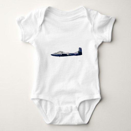 Cessna T-37 Dragonfly 68902 Tee Shirt