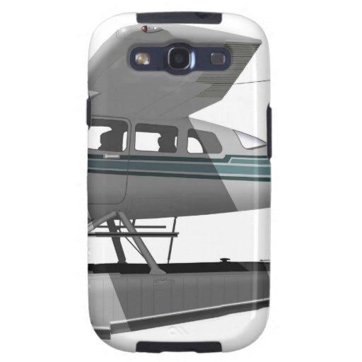 Cessna U-295 Stationair II Samsung Galaxy SIII Cases