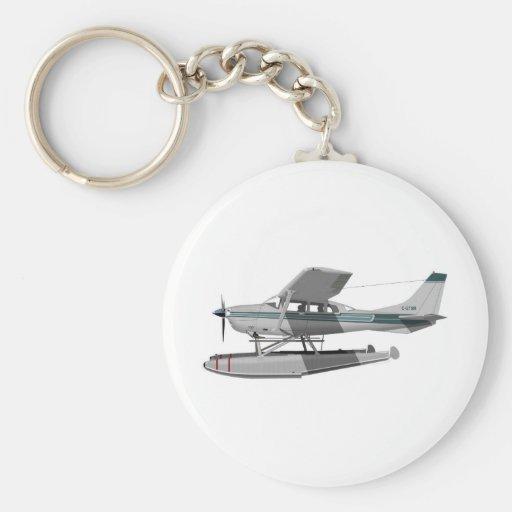 Cessna U-295 Stationair II Keychain