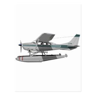Cessna U-295 Stationair II Postcard