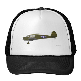 Cessna UC-78 Bobcat Trucker Hat