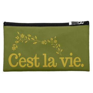 C'est La Vie accessory bags