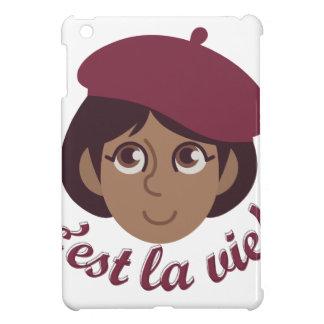 Cest La Vie iPad Mini Covers