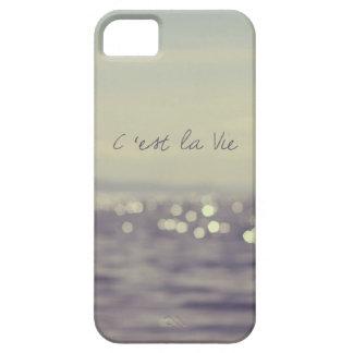 C'est La Vie iPhone SE/5/5s Case