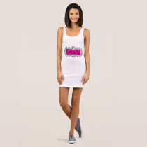 C'est La Vie (That's Life) - Tank Dress